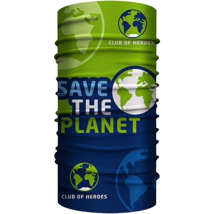 MultiFunktionstuch Save the Planet